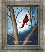 Andrew Wells - NORTHERN MALE CARDINAL -...