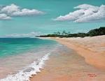 Northshore Oahu  Print by Darice Machel McGuire