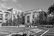 Featured Metal Prints - Northwestern University Tech Institute Metal Print by University Icons