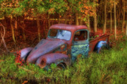 New Hampshire - Nostalgia by Joann Vitali