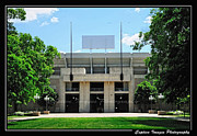 Indiana Images Framed Prints - Notre Dame Stadium Framed Print by John Kiss