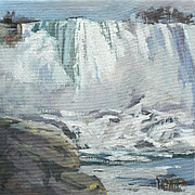 J R Baldini IPAP - November Falls at Niagara