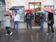 Patricia Sundik - November Tourists In...
