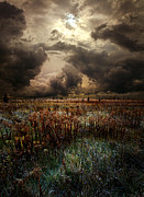 Horizons Prints - Nowhere Land Print by Phil Koch