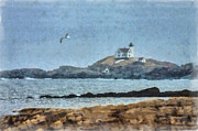 Jeff Folger - Nubble Light on Cape...