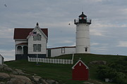 Cape Neddick Lighthouse Prints - Nubble Light Print by Rich And Ellen Pieciul