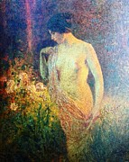 Henry Goode - Nude in the Forest