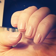 Nudes Art - Nude Will Never Bore Me. #nude #nails by Eliza Maciejewska
