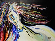 Janice Rae Pariza - Nuella Horse with the...