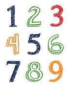 Jaime Friedman - Numbers 123