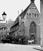 A Gurmankin - Nuremberg Church 1903