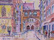 Alfred Motzer - Nuremberg City Hall...
