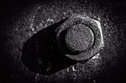 Nut Photos - Nut And Bolt by Bob Orsillo