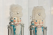 Nutcrackers Prints - Nutcracker Soldiers Print by Dennis Coates