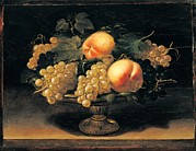 Peaches Art - Nuvolone Panfilo, Still Life by Everett