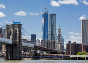 New York City Skyline Photos - NY Skyline 2 by Hung Lui