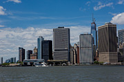 New York City Skyline Photos - NY Skyline 3 by Hung Lui