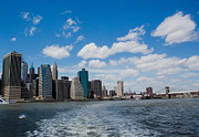 New York City Skyline Photos - NY Skyline 4 by Hung Lui