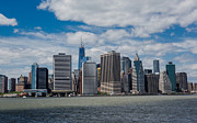 New York City Skyline Photos - NY Skyline 5 by Hung Lui