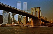Wtc 11 Art - Nyc 1976 by Benjamin Yeager