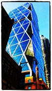 Ruse Prints - NYC architecture Print by Robert Knowles