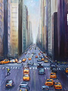 Joan Wulff - Nyc Traffic