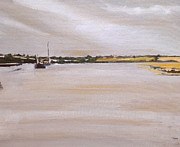 Paul Mitchell Art - Oare Creek 4 by Paul Mitchell