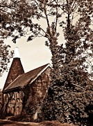 Old Houses Photos - Oast by Sharon Lisa Clarke