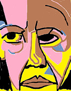 Art Of Barack Obama Posters - Obama Poster by Anita Dale Livaditis