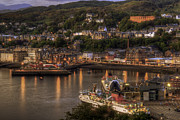 Oban Promenade Print by Paul and Fe Photography Messenger