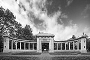 Colleges Metal Prints - Oberlin College Memorial Arch Metal Print by University Icons