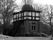 Star Gazing Photos - Observatory by Susan Tinsley