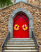 Print On Demand Paintings - OC1007 Step to Red by Global Village Photography and Fine Art