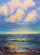 Frederick Luff Prints - Ocean Beautiful  Print by Luff  Gallery