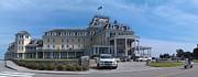 Ocean House Pano - Rhode Island Print by Anna Lisa Yoder