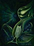 Ocean Mother Print by Lyn Pacificar