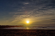 Dave Beal - Ocean Shores Sunset...