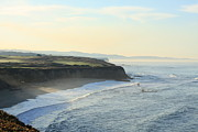 Seacape Originals - Ocean View - Half Moon Bay  by Don Gonsalves Jr