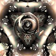 Ocf 391 The Fragrance Of Thought Print by Claude McCoy