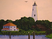 Stan Tenney - Ocracoke Lighthouse