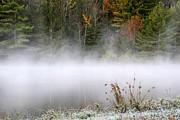 Lakes Digital Art - October Frost by Christina Rollo