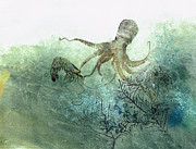 Nancy Gorr - Octopus And Shrimp