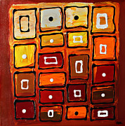 Ode To Bern Print by AbstractEnergy ARTist