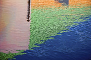 Water Digital Art Originals - Ode to Hockney by John Hansen