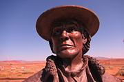 Jim Bridger Framed Prints - Ode to Jim Bridger Framed Print by John Malone