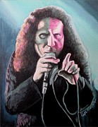 Singer Painting Originals - Ode to the Little Giant by Al  Molina