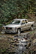 Sport Utility Vehicle Posters - Off Road Truck Poster by Jt PhotoDesign