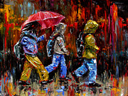 Debra Hurd - Off To School