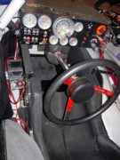 Race Drivers Photos - Office For A Race Driver by Don Struke