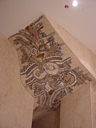 Decoration Reliefs - Office Mosaic on the Roof by Nikolay Ilchevski